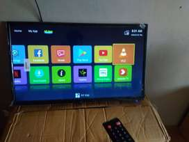 50 inch new box pack android led tv