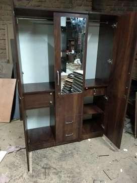 3 door Wadrobe Bed's SOFAS SLIDING KITCHEN TROLLEY Almari