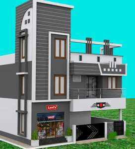 1,1.5,2 BHK Houses for rent