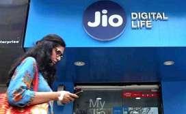JIO process hiring Back Office/ Data Entry/ CCE /hindi BPO/Inboun