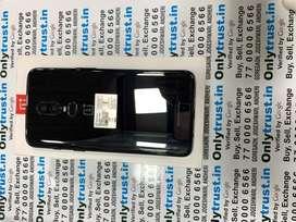 One plus 6 8-128gb with warranty