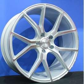 VOODOO 59783 R19x85 Lubang5 SMF - HSR Velg/Pelek Mobil Import