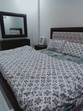 NeWLy Furnished 1bed margalla view apartment for daily basis