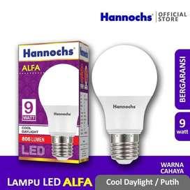 Hannochs Lampu LED Alfa 9watt (Putih)