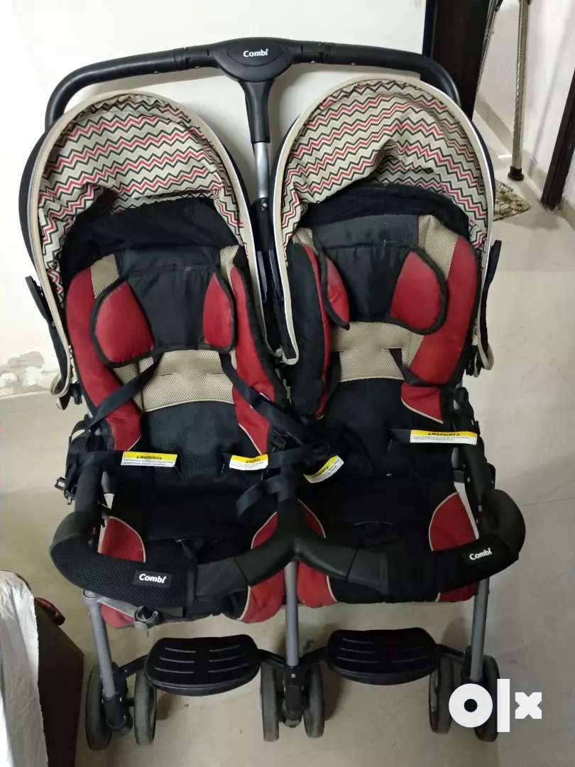 Twins Baby Stroller 0