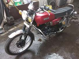 New Modified Yamaha Rx100 With All new accessories