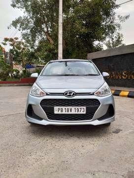 Hyundai Grand i10 2019 Petrol 4910 Km Driven
