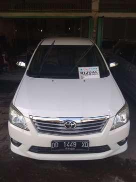 Jual cepat Innova  G 2012 Matic area Makassar