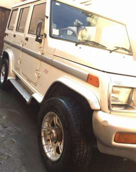 Mahindra bolero slx 2006 white colour