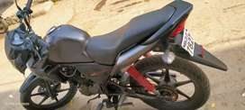 Arjent sell Cb twister bike is good condition self start