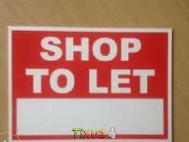 Shop To Let in New Loha Mandi