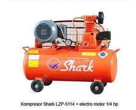 Kompressor shark 1/4 denamo