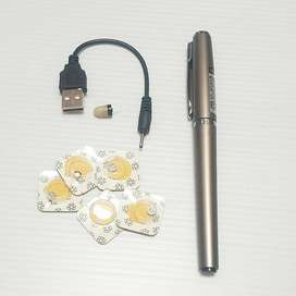 Bluetooth Pen with Invisible Wireless Mini Micro Earpiece Earphone