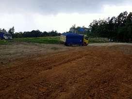 Angsur 12x: Tanah Perumahan Legalitas SHM Utara Hotel Hyatt