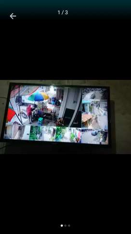Pasang Paket cctv full hd 2mp