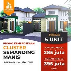 Rumah murah Mijen