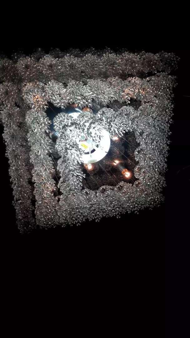 Lampu hias plafon (bekas) 0
