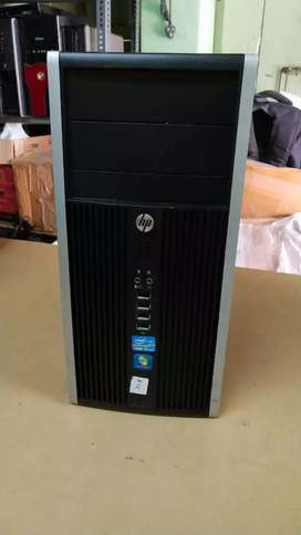 HP elite corei5 2nd generation 8gbram 500gb harddisk