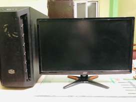 Monitor Acer 24 inch led