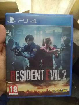Ps4 RE2 for sale