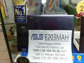 Laptop Asus E203 bisa kredit Tanpa CC