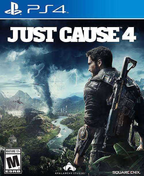 Just Cause 4, Resident Evil 2, Days Gone Ps4 game digital 0