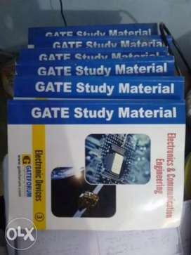 Gate complete study material from gate forum,  electronics