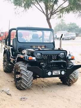 Mahindra Jeep 2006 Diesel 15000 Km Driven