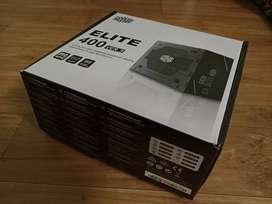 Cooler Master Elite V3 230V 400W A/UK Cable Power Supply