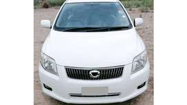 TOYOTA COROLLA AXIO 2007 ON MONTHLY EASSY INSTALLMENT