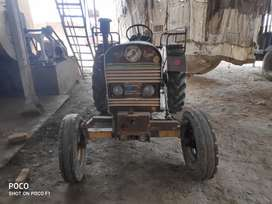 Eicher HiLo Tractor and Heavy trolly