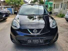 Dp15jt# Nissan March 2014 MT asli Banjar
