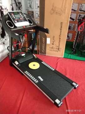 Alat fitness // alat fitnes // treadmill listrik Hokaido bc 3e1k
