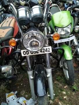 Bike new conditation me hey kisiko kharidna hey to jaldi contact karen