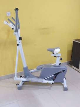 Burn Your Fat With Elliptical Cross Trainer