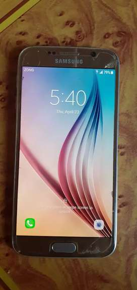Samsung s6 by t mobile exchange possible good set