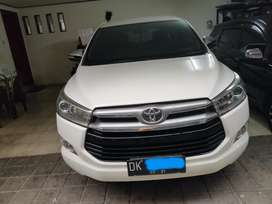 Toyota Innova Reborn Tipe Q 2016 AT Matic Low KM Inova Kijang Bensin