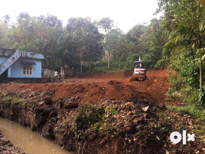 24.5 cents house plot for sale in Vadaserikkara, Pathanamthitta dist 0