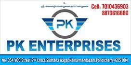 Agarbathi company