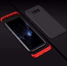360 protection slim matte case Samsung galaxy S8 plus