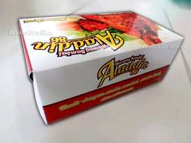 Cetak Box Friedchicken Murah