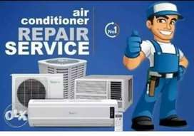 AC installation and repair and service