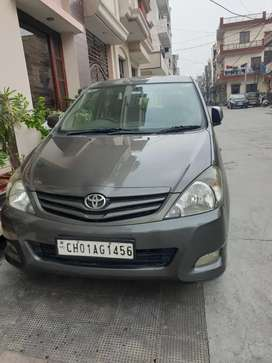 Toyota Innova 2011 Diesel Good Condition well maintained