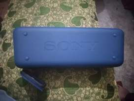 Sony sound mini speaker with extra base with 38000 mah power bank