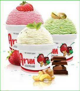 Looking for a franchise in Arun Ice cream