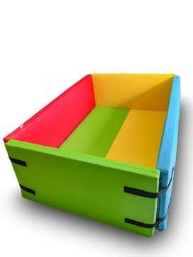 Bumper box kimo playmat-matras bermain anak - matras bermain