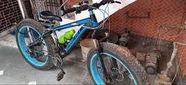 Fat bike ..firefit 21gear