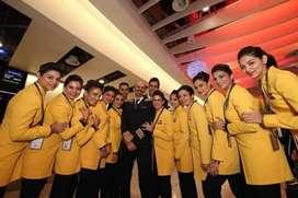 Urgent Requirement For Cabin Crew Members At Jaipur Airport