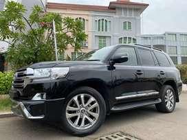 Land Cruiser 4.6 Sahara Bensin 2010 Black Rubah New Model 2018 Sunroof