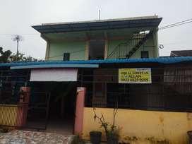Kost-kosan 18 Kamar , 2,5 lantai di jalan Kartama dijual cepat